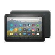 """All-New Fire HD 8 Tablet, 8"""" HD display, 32 GB, Black with Special Offers,"""
