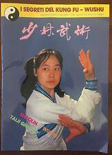 R23> I segreti del kung fu Wushu - Shaolin sanda taiji  - N 3 ottobre 1993