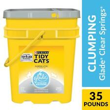 Purina Tidy Cats Clumping Cat Litter 4-in-1 Strength Multi Cat Litter 14/20/35lb