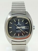 Orologio Lanco 36625 automatic watch 25 jewels clock vintage rare montre 70's