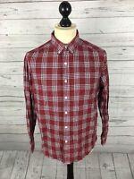 LEVI Shirt - Medium - Standard Fit - Check - Great Condition