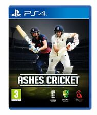 Ashes Cricket (PS4) NEW & SEALED Fast Dispatch Free UK P&P