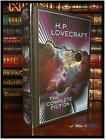 The Complete Fiction of H.P. Lovecraft New Sealed Leather Bound Gift Hardback