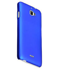 Hard Back Case Cover For Micromax Canvas A310/A311 & Coolpad dazen 1  (Blue)