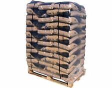1 Palette Holzpellets Din Plus Ecopellets 65 Sack á 15 KG firstclass Pellets