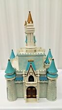 Walt Disney World Cinderella Castle Playset Dollhouse Monorail Magic Kingdom