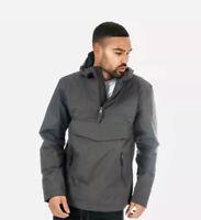 Waterproof 1/4 Zip Jacket•Large• Similar To Carhartt Nimbus/patta/napapijri-