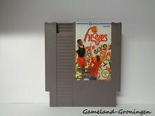Nintendo NES Game: Hoops [PAL B] (ESP) --RARE--