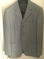 Versace giacca Uomo Tg 54 Lana E Mohair Men Jacket a5e042e7f31