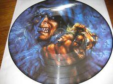 Warlock-Triumph and Agony Picture-LP, Vertigo GERMANY 1987, insert, megarar, MINT!!!