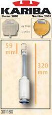VALVOLA BATTERIA SCARICO KARIBA 301150 h=320mm ANCORA 105mm
