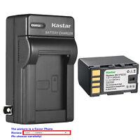 Kastar Battery Wall Charger for JVC BN-VF823 & JVC GR-D750EX GR-D750U GR-D750US