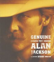 ALAN JACKSON - GENUINE: THE ALAN JACKSON STORY  3 CD NEW