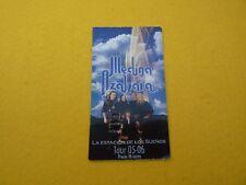 Medina azahara Tour 2005-2006 Spain Concert ticket Entrada Ç