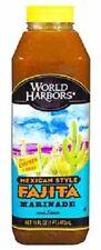 World Harbors Mexican Style Fajita Marinade
