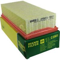 Original MANN-FILTER Luftfilter C 2561 Air Filter