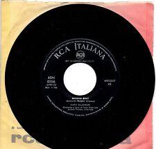 HARRY BELAFONTE disco 45 ITALY Banana boat + Star O STAMPA ITALIANA no copertina