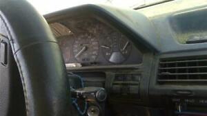 88 89 HONDA ACCORD Dash Panel Speedometer Trim Bezel Surround OEM