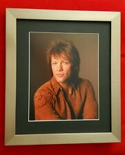 Bon Jovi Original Pop Music Autographs