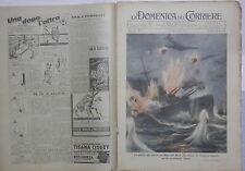 LA DOMENICA DEL CORRIERE 21 27 aprile 1940 Guerra Mare del Nord Norvegia Zigani