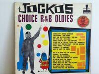 JOCKO,S             LP      CHOICE    R & B  OLDIES