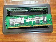 AENEON 256MB DDR 400 CL3 PC3200U-30331 21D0180020B AED560UD000 RAM Memory
