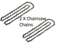 """2 xchainsaw CATENA PER BLACK & DECKER gk540 gk1440 gk1630 gk1635 GK1640 12 """" / 30cm"""