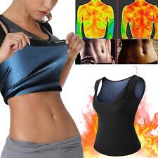 US Fajas Slim Women Reductoras Abdomen Colombianas Sauna Suits Sweat Body Shaper