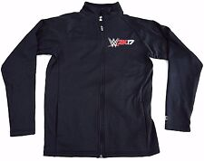 WWE 2K17 track jacket mens S VIDEO GAME PROMO playstation xbox 360 PS3 PS4