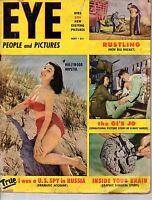 1952 EYE May-Vinegar Bend AL;Spandau prison inmates; Wrestling Sumos;San Quenton