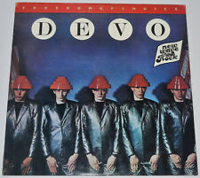 Philippines DEVO Freedom Of Choice NEW WAVE LP Record