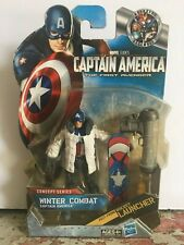 CATFA 11 Winter Combat Captain America