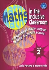 Maths in the Inclusive Classroom Book 2: Year 8 by Yvonne Reilly, Jodie...