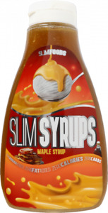 Slim Skinny Food Sauce Syrup 425ml All Flavours Zero Calorie Carb Fat Sugar Free