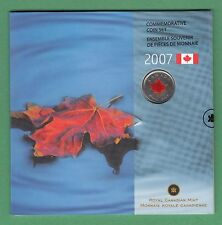 2007 Canadian Mint Commemorative Coin Set - 7 Coin Set