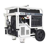 Pulsar 15,000W Dual Fuel Propane/Gasoline Portable Generator PG15KVTWB