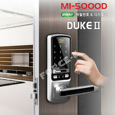Milre MI-5000 Duke II Digital Door Lock Electronic Security Entry 4 Touch Keys