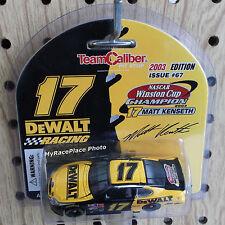 #17 Matt Kenseth Jack Roush Racing NASCAR Diecast Car _ 2003 WINSTON CUP CHAMP