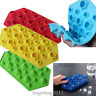 Diamond Gem Shape Silicone Ice Tray Mold Frozen Maker Ice Cube Tray Mould Newest