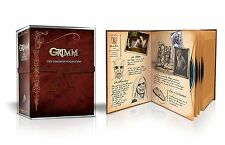 Grimm: The Complete TV Series Collection Seasons 1-6 DVD Box Set 1 2 3 4 5 6