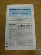 04/01/1964 Tottenham Hotspur v Chelsea [FA Cup] . Thanks for viewing this item o