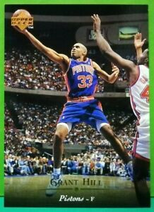 Grant Hill regular card 1995-96 Upper Deck #233