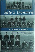 YALE FOOTBALL IRONMEN & THE 1934 PRINCETON GAME, 2005 BOOK