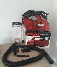 DIRT DEVIL  HANDY 150  PLUS some set 192 Accessories