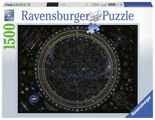 1500 Teile Ravensburger Puzzle Universum 16213