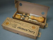 elemen'tary No.3 Screwdriver Set - by Elementary Design - Made in England