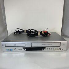 Zenith XBV613 DVD/VCR VHS Combo HI FI Video Cassette Recorder