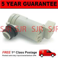 For Nissan Almera Primera 350Z QX GR Windscreen Washer Pump Front Single Outlet