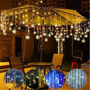 3.5 LED Lights Garden Fairy String Wedding Window Party Bedroom Decor Waterproof