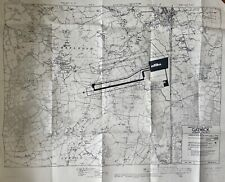 Gatwick Airport 1953 Proposed Map